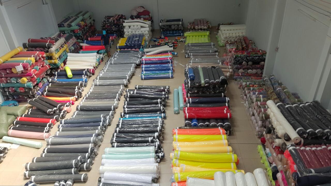 Website kinh doanh vải và nguyên phụ liệu may mặc chovai.vn ra mắt