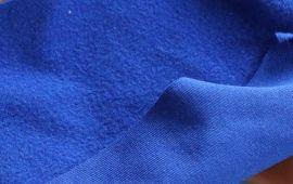 Vải thun poly cào xanh