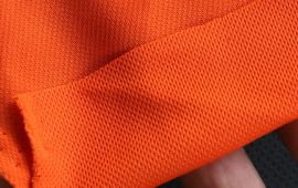 Thun mè 2 chiều màu cam