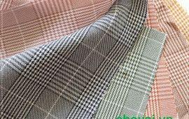 Vải bố caro (BCR02502) - Nhiều màu sắc - Khổ 1.6 mét