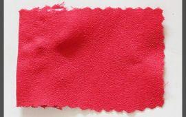 Vải cát mịn (CM09401) - Màu đỏ - Khổ 1.5 mét