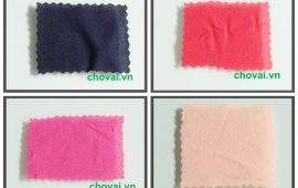 Vải cát mịn (CM09701) - Nhiều màu sắc - Khổ 1.55 mét