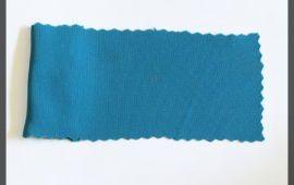 Vải la dong (LD10001) - Màu xanh cổ vịt - Khổ 1.6 mét