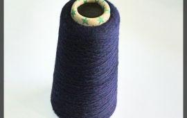 Sợi dệt (S10701) - Màu xanh đen