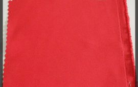 Vải bố (B11112) - Màu đỏ - Khổ 1.5/1.6 mét
