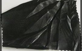 Vải lót phi bóng (LPB11105) - Màu đen - Khổ 1.5/1.6 mét