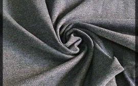 Vải bo gen (BG09302) - Màu xám - Khổ 1.7/18 mét