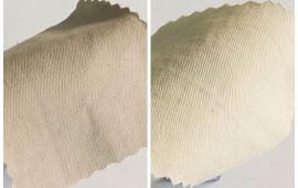 Vải kaki (KK01201) - Màu be, kem - Khổ 1.4 mét