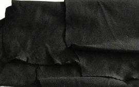 Vải PC gen (PCG11301) - Màu đen - Khổ 1.6 mét