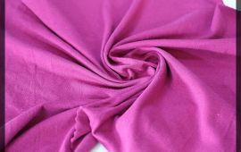 Vải cotton 4 chiều (CT09303) - Màu hồng sen - Khổ 1.6 mét