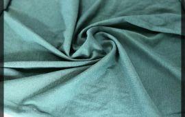 Vải cotton 2 chiều (CT09312) – Màu xanh ngọc – Khổ 1.7 mét