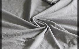 Vải cotton 2 chiều (CT09315) – Màu xám – Khổ 1.7 mét
