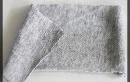 Vải cotton 2 chiều (CT09316) - Màu xám - Khổ 1.7 mét