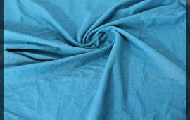 Vải cotton 2 chiều (CT09319) - Màu xanh cổ vịt - Khổ 1.7 mét