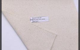 Vải bố (B12514) - Màu thô - Khổ 1.7 mét