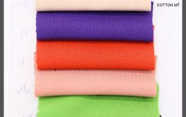 Vải cotton Mỹ (CT12211) - Nhiều màu sắc - Khổ 1.6 mét