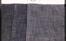 Vải jeans T7172 (J12420) – Màu đen – Khổ 1.45/1.5 mét