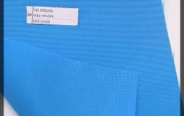 Vải bố (B12524) - Màu xanh dương - Khổ 1.58 mét