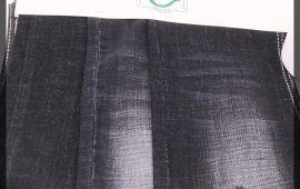 Vải jeans T7292 (J12407) – Màu đen – Khổ 1.45/1.5 mét