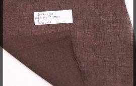 Vải bố (B12506) - Màu nâu - Khổ 1.54 mét