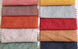 Vải đũi, linen (D11302) - Nhiều màu sắc - Khổ 1.7 mét