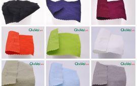 Vải giãn (G12901) - Nhiều màu sắc