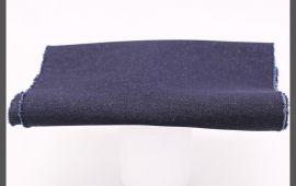Vải jeans (J12302) - Màu xanh đen - Khổ 1.5 mét