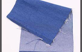 Vải jeans (J12404hh) – Màu xanh dương – Khổ 1.5 mét