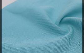 Vải mè (M12002) - Màu xanh lơ - Khổ 1.6 mét