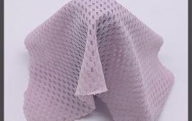 Vải mè (M12101) - Màu hồng nhạt - Khổ 1.6 mét