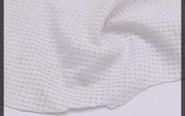Vải mè (M12102) - Màu trắng - Khổ 1.6 mét