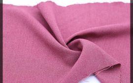 Vải quần tây (QT11132) Màu hồng - Khổ 1.5/1.6 mét
