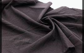 Vải xô (X11133) - Màu đen - Khổ 1.5/1.6 mét