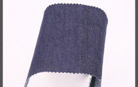 Vải jeans co dãn (J14201) - Màu xanh, đen - Khổ 1.45 mét