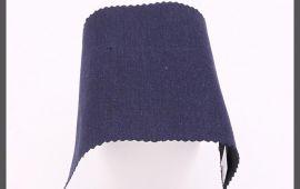 Vải jeans co dãn 10.02 oz (J14208) - Màu xanh, đen - Khổ 1.5 mét