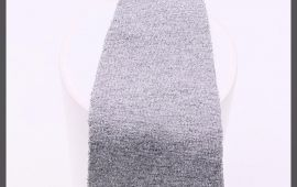 Vải thun mới (TM10905) - Màu xám - Khổ 1.6 mét