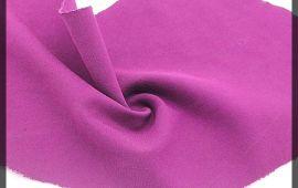 Vải thun mới (TM13702) - Màu tím - Khổ 1.6 mét