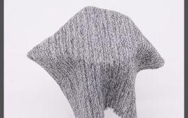 Vải thun kim tuyến (TKT10815) - Màu ánh kim - Khổ 1.5/1.6 mét