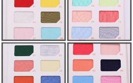Vải TC (CT14002) - Nhiều màu sắc - Khổ 1.75 mét