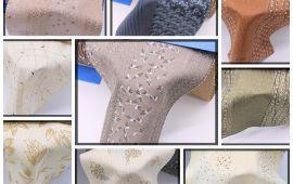 Vải kate bông (KT13936) - Nhiều màu sắc - Khổ 1.2 mét