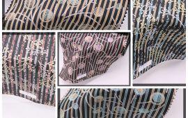 Vải kate bông (KT13941) - Nhiều màu sắc - Khổ 1.2 mét