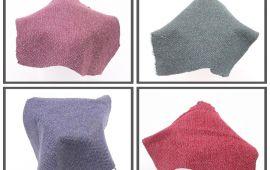 Vải thun mè (TM13701) - Nhiều màu sắc - Khổ 1.6 mét