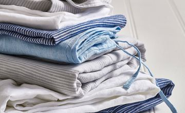 Vải linen - Mẹo hay giặt và bảo quản quần áo