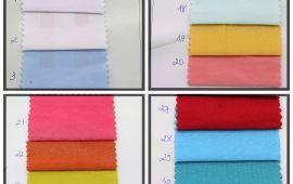 Vải giãn (G12903) - Nhiều màu sắc - Khổ 1.5/1.6 mét