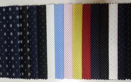 Vải bông cotton thun (DT0301)