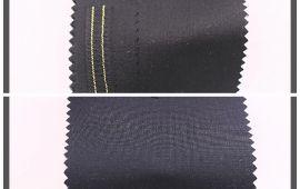 Vải quần tây (QT13953) - Màu đen, xanh đen - Khổ 1.6 mét