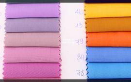 Vải kate silk (KT16202) - Nhiều màu sắc - Khổ 1.2 và 1.6 mét