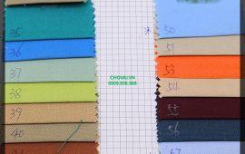 Vải kaki 100% cotton (KK14601) - Nhiều màu sắc - Khổ 1.5 mét