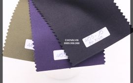 Vải kaki Ấn Độ (KK13956) - Nhiều màu sắc - Khổ 1.6 mét