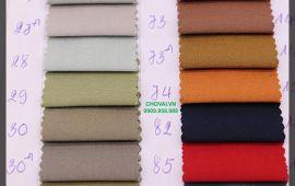 Vải kaki thun (KK16701) - Nhiều màu sắc - Khổ 1.5 mét